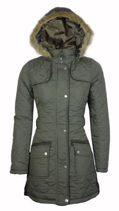 Ladies quilted jacket size 10