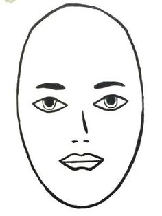 "What Is Your Face Shape: Round, Square, Long, Heart or Oval?: No. 5: The Long (or ""Oblong"") Face"