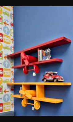 shelves for plush animals Wooden Projects, Wooden Crafts, Diy And Crafts, Diy Projects, Plush Animals, Wood Toys, Kids Decor, Playroom Decor, Decor Ideas