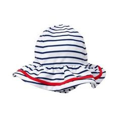 504f8de531b Accessories Gym Navy Stripe Sailor Sun Hat by Gymboree