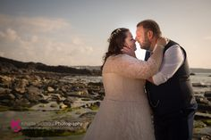 Headland Hotel Wedding - Kate & Andy
