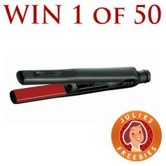 Win 1 of 50 Chi G2 Hairstyling Irons