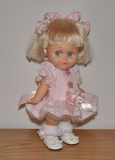 Galoob baby face doll