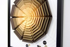 Incredibly Intricate 3D Paper Infographics by Pattern Matters | Colossal