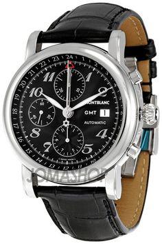 Montblanc Stat Chrono GMT 102135