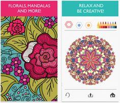 Apps para colorear que son super geniales!