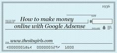 Ads are one way to make money online with your blog or website. These tips will help you get started monetizing your site with Google Adsense.