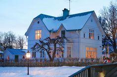 Lutande huset i Trosa – Hus & Hem