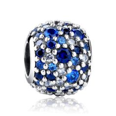 Blue Eyes Charm - 20.95$ 100% Sterling Silver