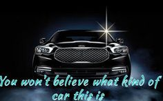 kia so i saw the commercial for this car this morning and it spoke to me well kia i am up to that
