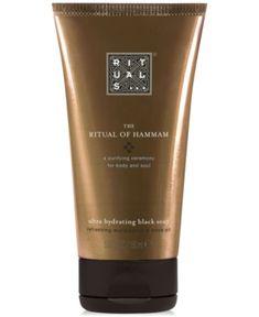 RITUALS THE RITUAL OF HAMMAM ULTRA HYDRATING BLACK SOAP, 5-OZ.. #rituals #
