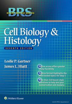 Human anatomy and physiology 8th edition pdf pinterest human brs cell biology and histology 7th edition pdf fandeluxe Image collections