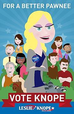 Knope 2012 campaign