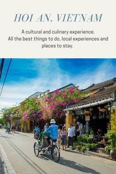 Things to do in Hoi An, Vietnam; day trips from Hoi An; places to stay in Hoi An; local experiences in Hoi An, Vietnam