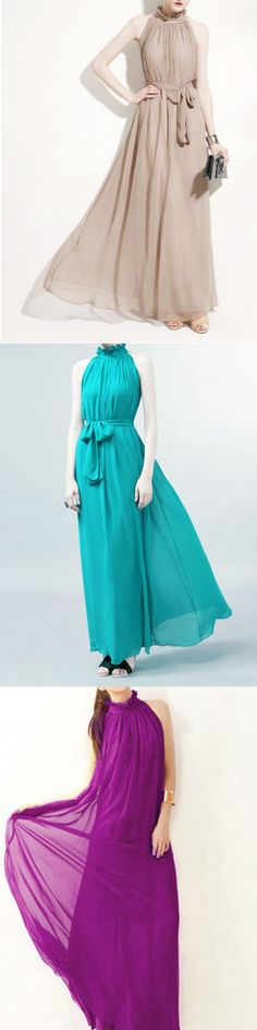 Find the perfect long evening dress at Choies.com!! With daily updates, Choies.com has all the pieces for your party perfect look!