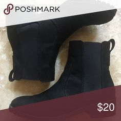 chelsea boots super cute black booties H&M Shoes Ankle Boots & Booties