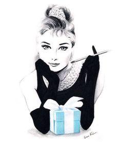 Audrey Hepburn | pinterest: • @febbychelle •