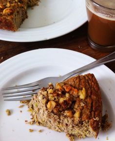 21 Day Sugar Detox Apple Spice Coffee Cake
