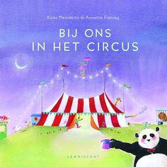 Thema+circus:+boek+Bij+ons+in+het+circus