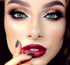Love this Look !! #flawless #makeup #wantdemeyes #love #recreate