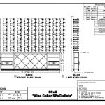 Wine Cellars - Check out this new uniquely designed custom wine cellar installed Memphis Tennessee Wine Cellar Design, Memphis Tennessee, Illinois, Chicago, Floor Plans, Wine Cellars, Wine Racks, Drawing, Woods
