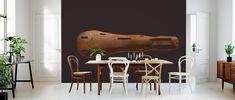 Eames-Leg Splint  Wallcover design by Robert Wettstein. Thank to Photowall.de