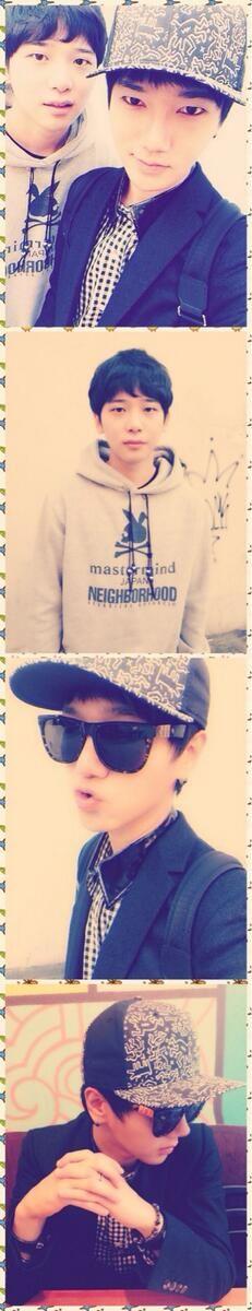 ❤예성❤ 20 Oct: Yesung & jayjin ^^