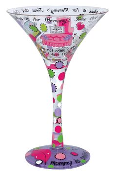 Lolita Love My Martini Glass, Mommy`s Time Out    ME REGALAN POR MI CUMPLEE?!!!
