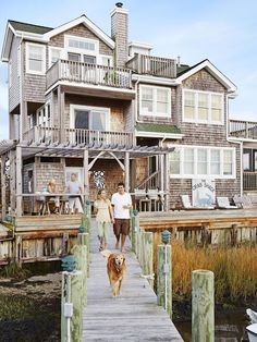 Is a caption really needed? #beachhouse #hgtvmagazine http://www.hgtv.com/decorating-basics/a-new-house-with-old-charm/pictures/page-6.html?soc=pinterest