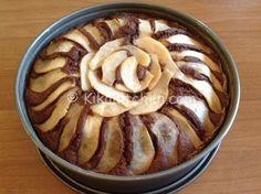 torta pere e cioccolato ricetta