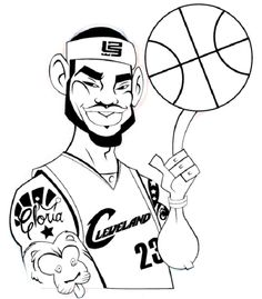 Basketball shoe coloring pages free coloring pages for Lebron coloring pages