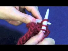 SK2P (Slip, knit two together, pass slip stitch over)