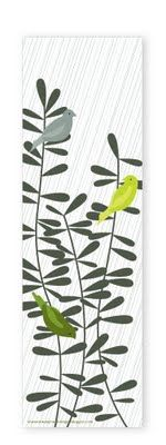 Re-doing my kitchen in birds...I can totally see this on my wall next to the cabinets!
