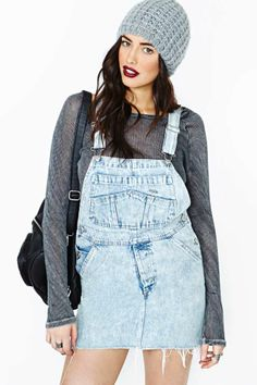 What's not to love about this outfit? Especially the denim <3