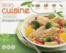 Lean Cuisine Spa Collection™: Lemongrass Chicken