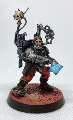 Guardia Imperial 40k, Tabletop, Paint Games, Rogue Traders, Space Wolves, Random Stuff, Cool Stuff, The Grim, Warhammer 40000