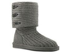 Bearpaw Knit Sweater Boot