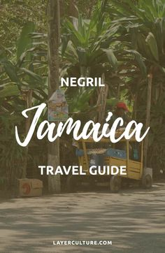 Negril Jamaica, Montego Bay, Tourist Attractions In Jamaica, Things To Know, Good Things, Jamaica Travel, Ocho Rios, Caribbean Sea, Culture Travel