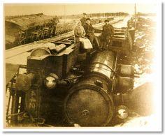 Ylistaro: Junan kaataminen 28.1.1918