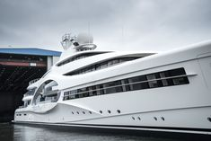 Exclusive: Feadship launches 110m superyacht project 1007 Digital Ocean, Product Launch, Projects, Design, Log Projects, Blue Prints