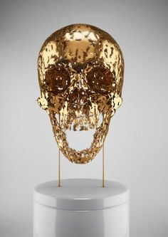 "<p>Loving the dark, intense universe of Norwegian artist Hedi Xandt; his impressive sculptures are an amazing mix of styles and materials. ""I believe in diversity. Coming from a creative family compos"