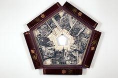 livres sculptes Brian Dettmer-21