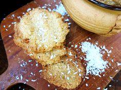 Antipastaa: Maailman parhaat kookoskeksit ilman munaa (munaton, maidoton, gluteeniton, viljaton, paleo, vegaaninen)