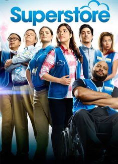 372407c0080d7 Brody and Rhys 2018 Season 4 Episode 1 Superstore Season 2