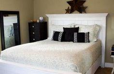 Full Size Farmhouse Bed