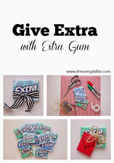 Dressing Dallas: Giving Back with Extra Gum #ExtraGumMoments #shop
