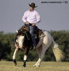 You can't expect your horse to be a calm, well-trained partner if you don't give him the tools he needs to succeed. If you send a child to school 5 days a week and he fails, you have a reason to be upset with him. But if you only send the child to school once a week, you have no right to expect him to succeed because you haven't given him the tools or knowledge to do so. Horses are no different. You have to be willing to put in the effort first. - Clinton