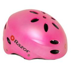 Razor Aggressive Youth Multi-sport Helmet (Satin Pink).  List Price: $34.99  Sale Price: $18.97  More Detail: http://www.giftsidea.us/item.php?id=b000i55ojo