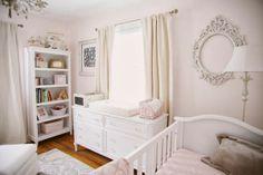 Baby Nursery Inspiration * Quartos de Bebés Princesas