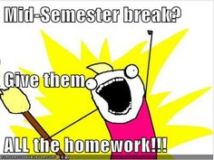 college professors... smh